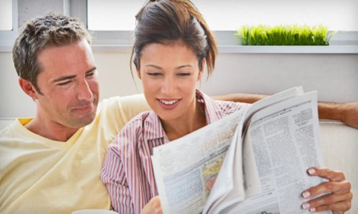 """Lexington Herald-Leader"" - Lexington: $30 for a One-Year Sunday Subscription to the ""Lexington Herald-Leader"" ($117 Value)"