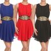 Fit n' Flare Mini Dress