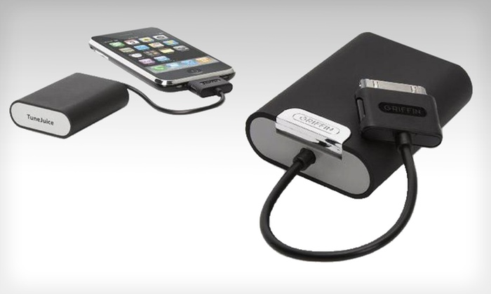 Griffin TuneJuice 3 iPhone Charger: Griffin TuneJuice 3 iPhone Charger. Free Returns.
