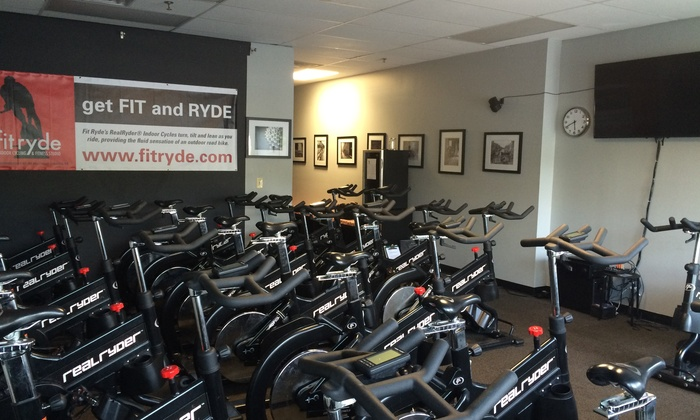 Fit Ryde Indoor Cycling & Fitness Studio - Tredyffrin: Five Fitness Classes at Fit Ryde Main Line : Premier Real Ryder Indoor Cycling Studio (49% Off)