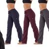 Marika Women's Lightweight Adjustable Length Drawcord Pants