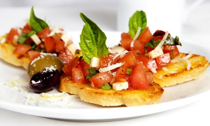 La Vita E Bella Cafe - Belltown: Italian Cuisine at La Vita E Bella Cafe (Up to 50% Off). Three Options Available.