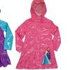 Girl's Disney's Frozen Raincoat