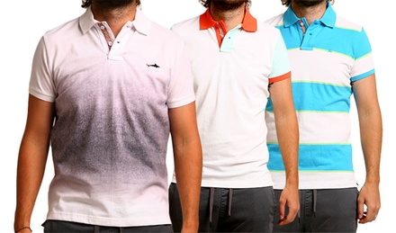 Micros Men's Cotton Polo Shirts