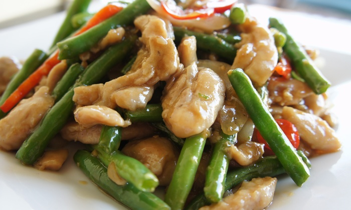 Tasty Palace - Antelope: Chinese Food at Tasty Palace (40% Off). Two Options Available.