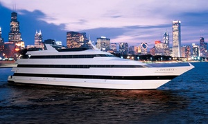 Odyssey Cruises: 2.5-Hour Sunday Dinner Cruise, or 3-Hour Monday–Friday or Saturday Dinner Cruise (Up to 42% Off)
