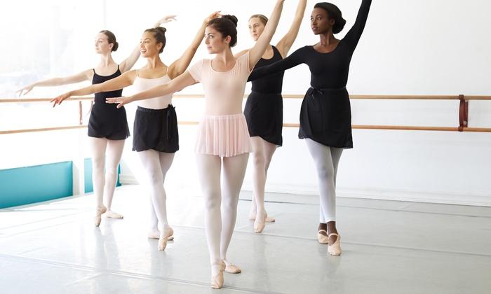 Scottsdale Adult Ballet Fitness - Scottsdale Highlands: 10 Dance Classes from Scottsdale Adult Ballet Fitness (70% Off)