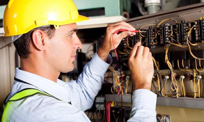 Galaxy Electrical Inc. - Oklahoma City: $41 for $125 Toward First Hour of Service Call — Galaxy Electrical Inc.