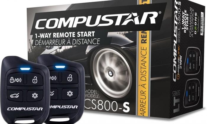 ModernCarMods - Atlanta: $16 for $50 Toward an Auto Remote-Starter Installation at ModernCarMods