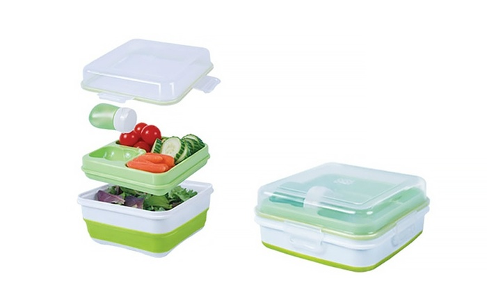 Cool Gear Salad Containers Groupon