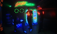 Two Games of Laser Tag for Two, Four or Ten at LaserZone (Up to 52% Off)