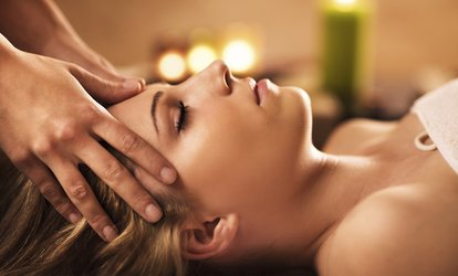 image for Luxury One-Hour Facial with Neck or Scalp Massage Plus Optional Indian Head Massage at Ultim8 Beauty
