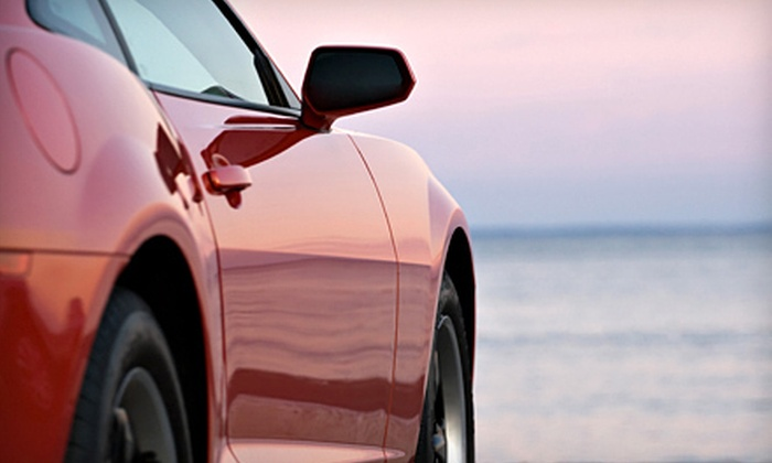 Super Car Wash - Multiple Locations: $18 for an Express Detail Service and Platinum Wash at Super Car Wash (Up to $37.98 Value). Three Locations Available.