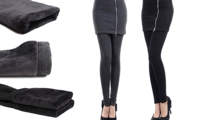 Thick Leggings with a Skirt: Thick Leggings with a Skirt. Multiple Colors Available. Free Returns.