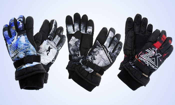 Zero Xposur Boys' High-Performance Gloves : Zero Xposur Boys' High-Performance Gloves. Multiple Styles and Sizes Available. Free Returns.