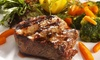 Gaslight Grill - Shawnee Mission: Steak-House Cuisine for Dinner or Brunch at Gaslight Grill (Up to 35% Off). Three Options Available.