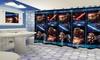 Disney Shower Curtain and Bath Mat Set
