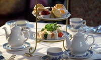 Afternoon Tea with Prosecco for Two or Four In the Skye Lounge at The Bruce Hotel