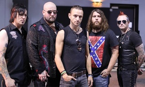 Saving Abel with Smile Empty Soul & The Veer Union: Saving Abel on Wednesday, April 6, at 8 p.m.