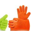 Trend Matters Heat-Resistant Silicone Gloves