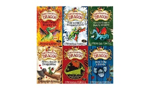 How To Train Your Dragon Six Book Pack