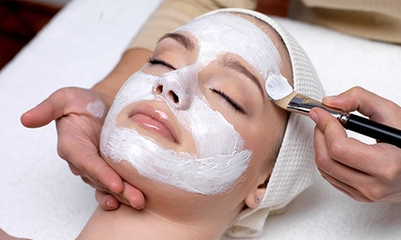 One, Three, or Five Peels with Anti-Aging Facials from Maria King at All About You Day Spa (Up to 52% Off)