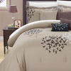 Chatton Oversized and Overfilled Embroidered Comforter Set (8-Piece)