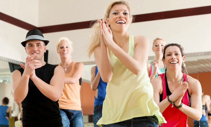 Zumba Fitness with La Jefa - Williamsburg: 5- or 10-Class Zumba Pass at Zumba Fitness with La Jefa (Up to 51% Off)