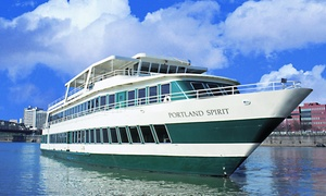 Portland Spirit Cruises: $16for a Sightseeing Tour for One Person from Portland Spirit Cruises ($32Value)