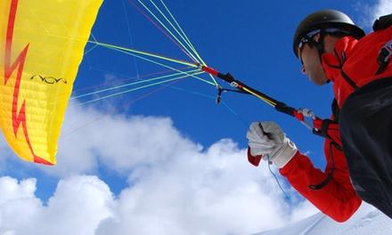 Schnuppertag Gleitschirmfliegen inkl. Ausrüstung für 1 oder 2 Personen in der Flugschule Westfalen (bis zu 30% sparen*)