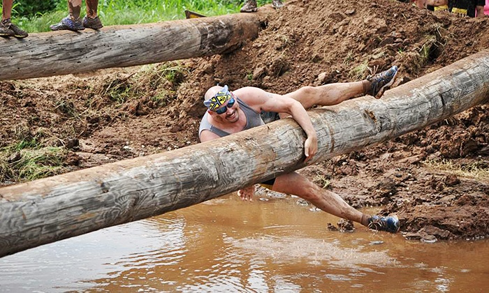 Mud Factor - Oklahoma Motorsports Complex: $35 for Entry in 5K Obstacle-Course Mud Run for One from Mud Factor on June 28 ($70 Value)