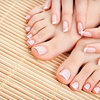 Up to 54% Off Hot-Stone Mani-Pedi in Lawrenceville