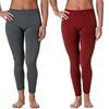 Women's Plus-Size Fleece Leggings (3-Pack)