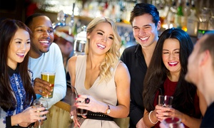 Cypress Pub Crawl: Admission for One, Two, or Four to the Cypress Pub Crawl on October 29 (Up to 50% Off)