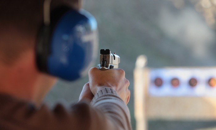 Texas CHL Academy - Southwest San Antonio: Concealed Handgun License Class for One or Two at Texas CHL Academy (59% Off)