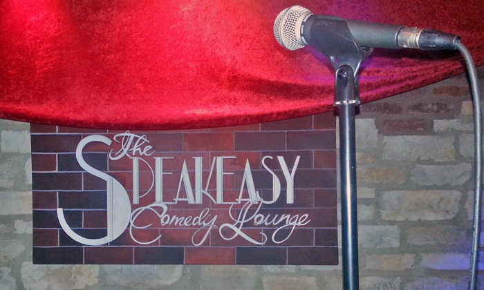 The Speakeasy Comedy Lounge - South Scottsdale: $12 for a Friday- or Saturday-Night Comedy Show for Two at The Speakeasy Comedy Club (Up to $24 Value)