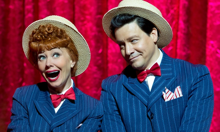 """""""I Love Lucy Live on Stage"""" -  Lowell Memorial Auditorium: """"I Love Lucy: Live on Stage"""" at Lowell Memorial Auditorium on Wednesday, May 27 (Up to 40% Off)"""