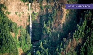 Multnomah Falls Lodge: Breakfast, Lunch, or Dinner at Multnomah Falls Lodge (Up to 49% Off)