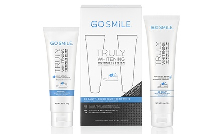 Go Smile Toothpaste Teeth-Whitening System