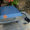 August Gourmet Electric Portable Grill