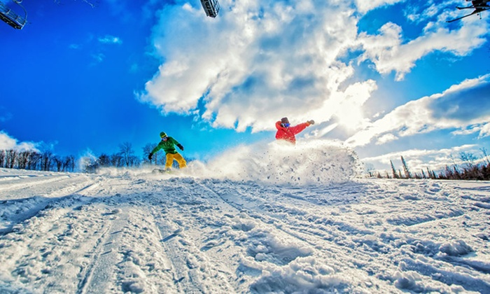 Treetops Resort - Gaylord, Michigan: 1-Night Stay in a Standard Room or Chalet with Two Lift Tickets at Treetops Resort in Gaylord, MI. Two Kids Stay Free.