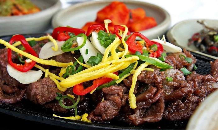 Chogajib Korean Restaurant - Ala Moana - Kakaako: $12 for $25 Worth of Korean Cuisine at Chogajib Korean Restaurant