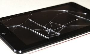 Wireless Wiz: iPad or Samsung Screen Repair at Wireless Wiz (Up to 62% Off)
