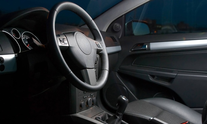 Buzz Off Automotive - Automall: Interior Auto Detail with Option for Exterior at Buzz Off Automotive (Up to 64% Off)