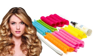 Celebrity Curls Instant Hair-Curler Set at Celebrity Curls Instant Hair-Curler Set, plus 6.0% Cash Back from Ebates.