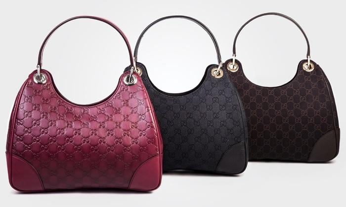 Ladies' GUCCI Designer Handbag | Groupon Goods