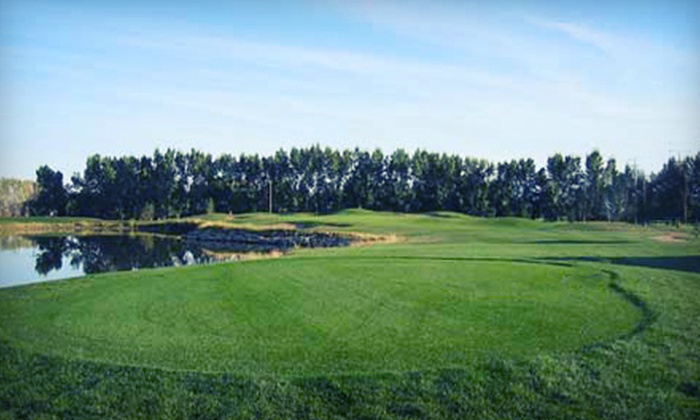 Vulcan Golf & Country Club - Vulcan: Weekday or Weekend Golf for Two or Four with Optional Cart Rental at Vulcan Golf & Country Club (Up to Half Off)