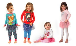 Toddler Girls' Character PJs