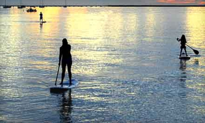 Fun Unlimited - Post Falls: One-Hour Standup-Paddleboard Rental for One or Two, or a One-Week Rental for One at Fun Unlimited (Up to 51% Off)