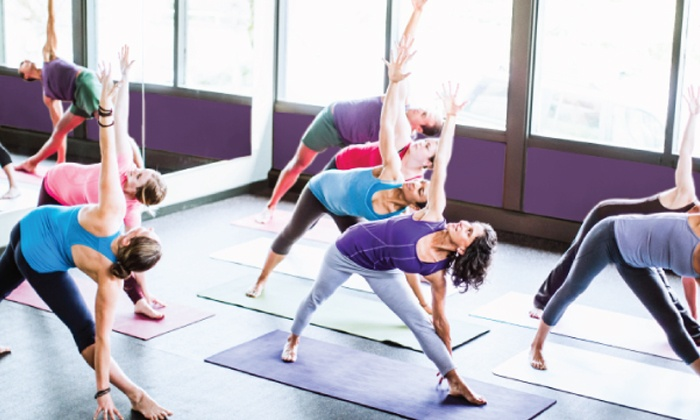 Sage Yoga - Valhalla: 10 or 20 Yoga Classes at Sage Yoga (Up to 72% Off)